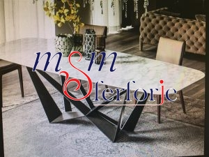 001 Wrought Iron Table Chair Coffee Table