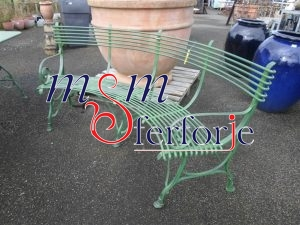 008 Wrought Iron Table Chair Coffee Table