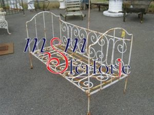 009 Wrought Iron Table Chair Coffee Table