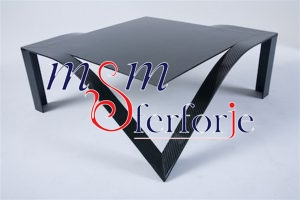 010 Wrought Iron Table Chair Coffee Table