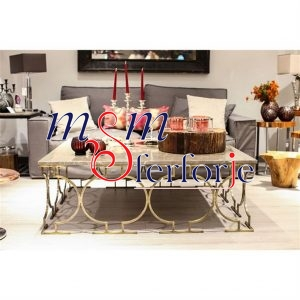 015 Wrought Iron Table Chair Coffee Table