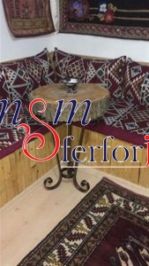 093 Wrought Iron Table Chair Coffee Table