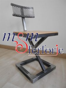 029 Wrought Iron Table Chair Coffee Table