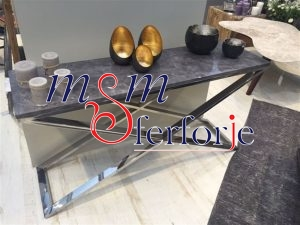 030 Wrought Iron Table Chair Coffee Table