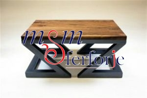 080 Wrought Iron Table Chair Coffee Table