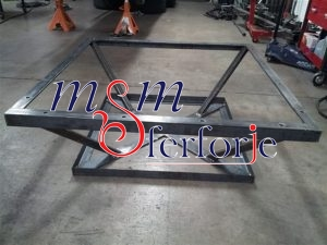 038 Wrought Iron Table Chair Coffee Table