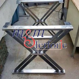 041 Wrought Iron Table Chair Coffee Table