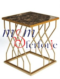 042 Wrought Iron Table Chair Coffee Table