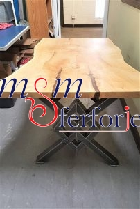 045 Wrought Iron Table Chair Coffee Table