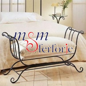 046 Wrought Iron Table Chair Coffee Table