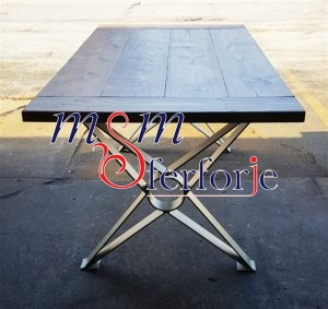 047 Wrought Iron Table Chair Coffee Table