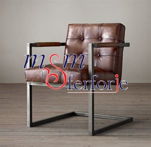052 Wrought Iron Table Chair Coffee Table