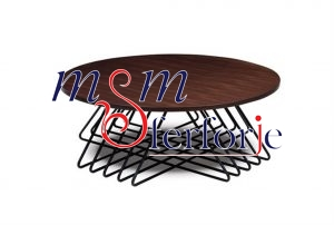 053 Wrought Iron Table Chair Coffee Table