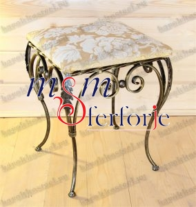 056 Wrought Iron Table Chair Coffee Table