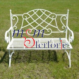 068 Wrought Iron Table Chair Coffee Table