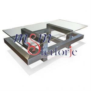 069 Wrought Iron Table Chair Coffee Table