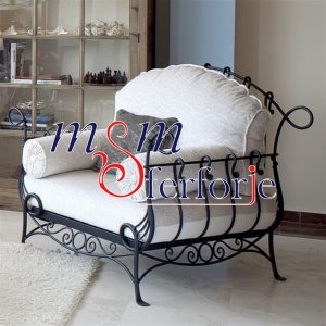 070 Wrought Iron Table Chair Coffee Table