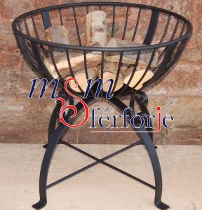 007 Wrought Iron Fireplace Cover Set