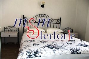 033 Wrought Iron Bed Head