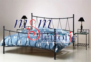 007 Wrought Iron Bed Head