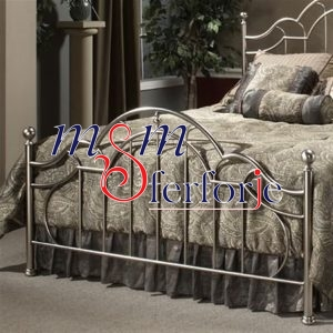 022 Wrought Iron Bed Head